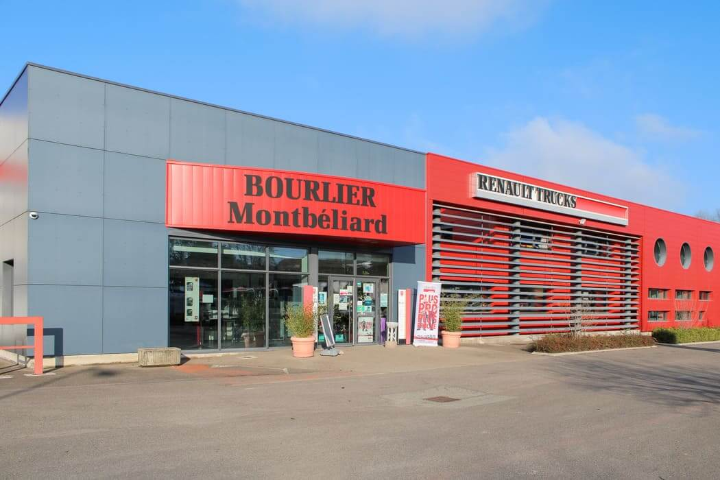 Renault Trucks Clovis Location Groupe Bourlier